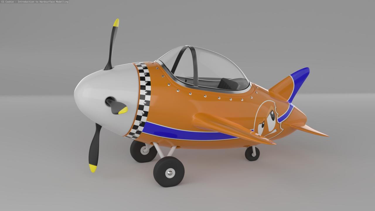 Hard Surface Modelling