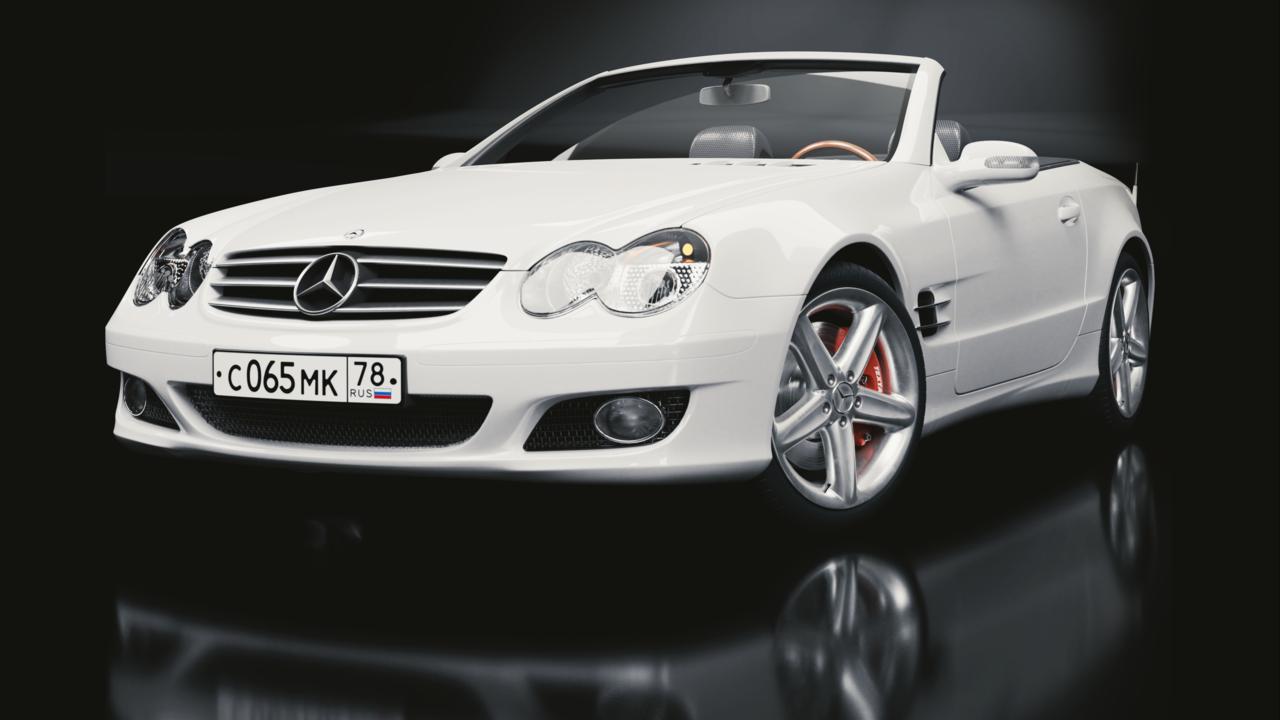SL 500 2006