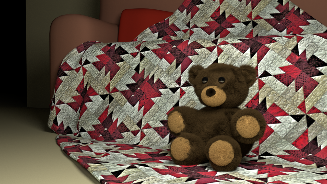 Bear and Couch