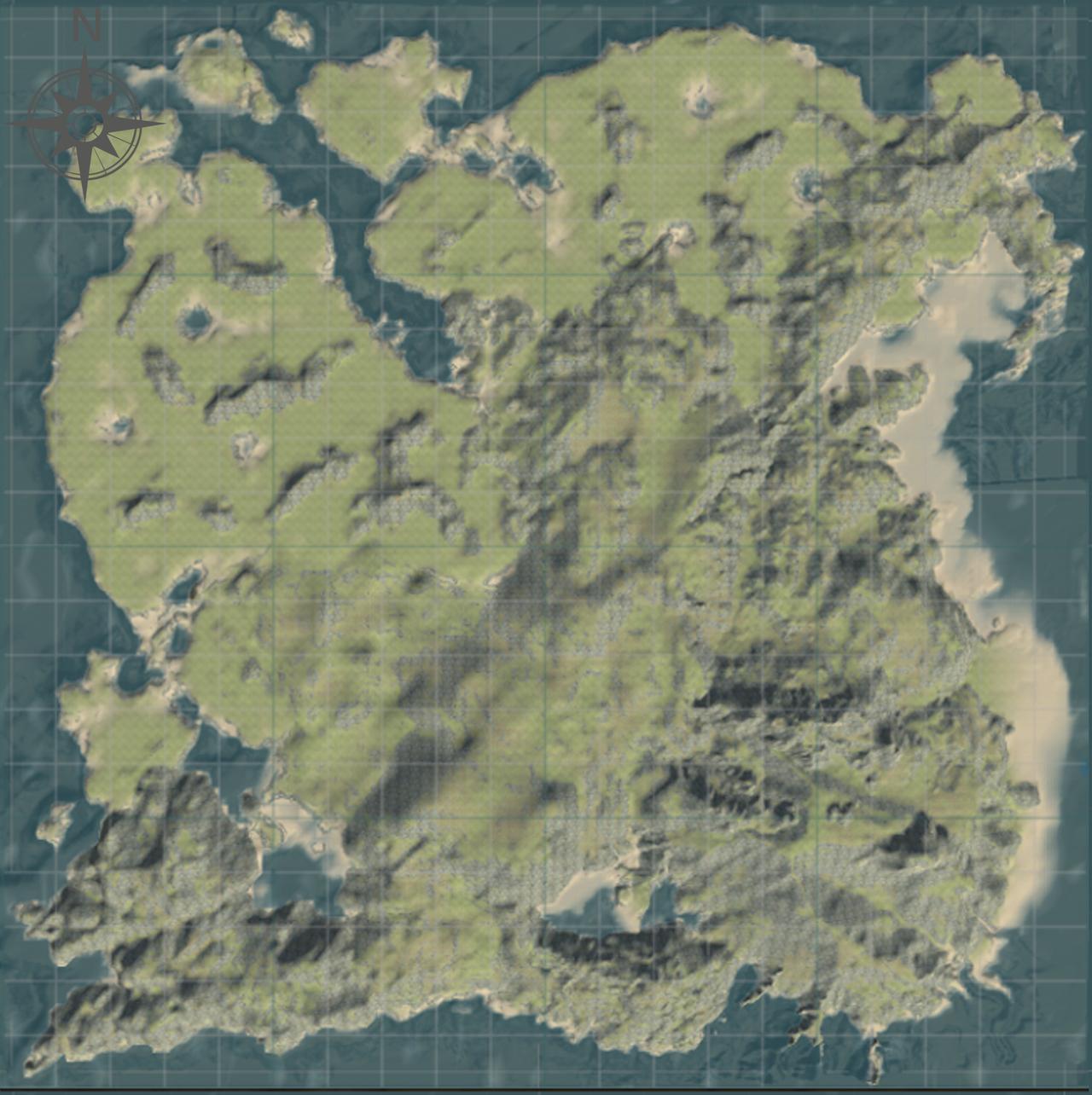 Land of Mastiphal