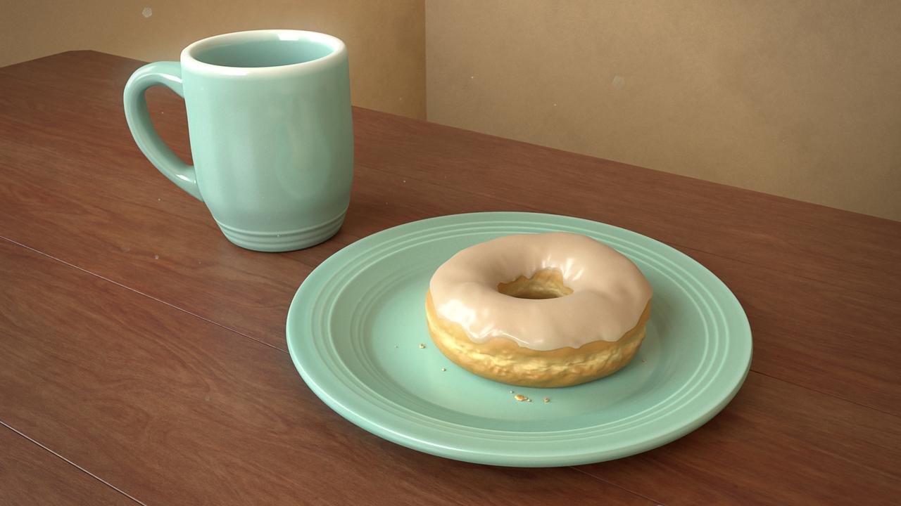 The Beginner's Doughnut: 1 Year Ago vs Today