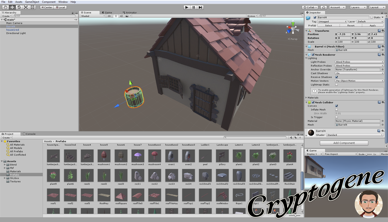 Low Poly – Game Asset Pack -200+ Medieval Objects - CG Cookie