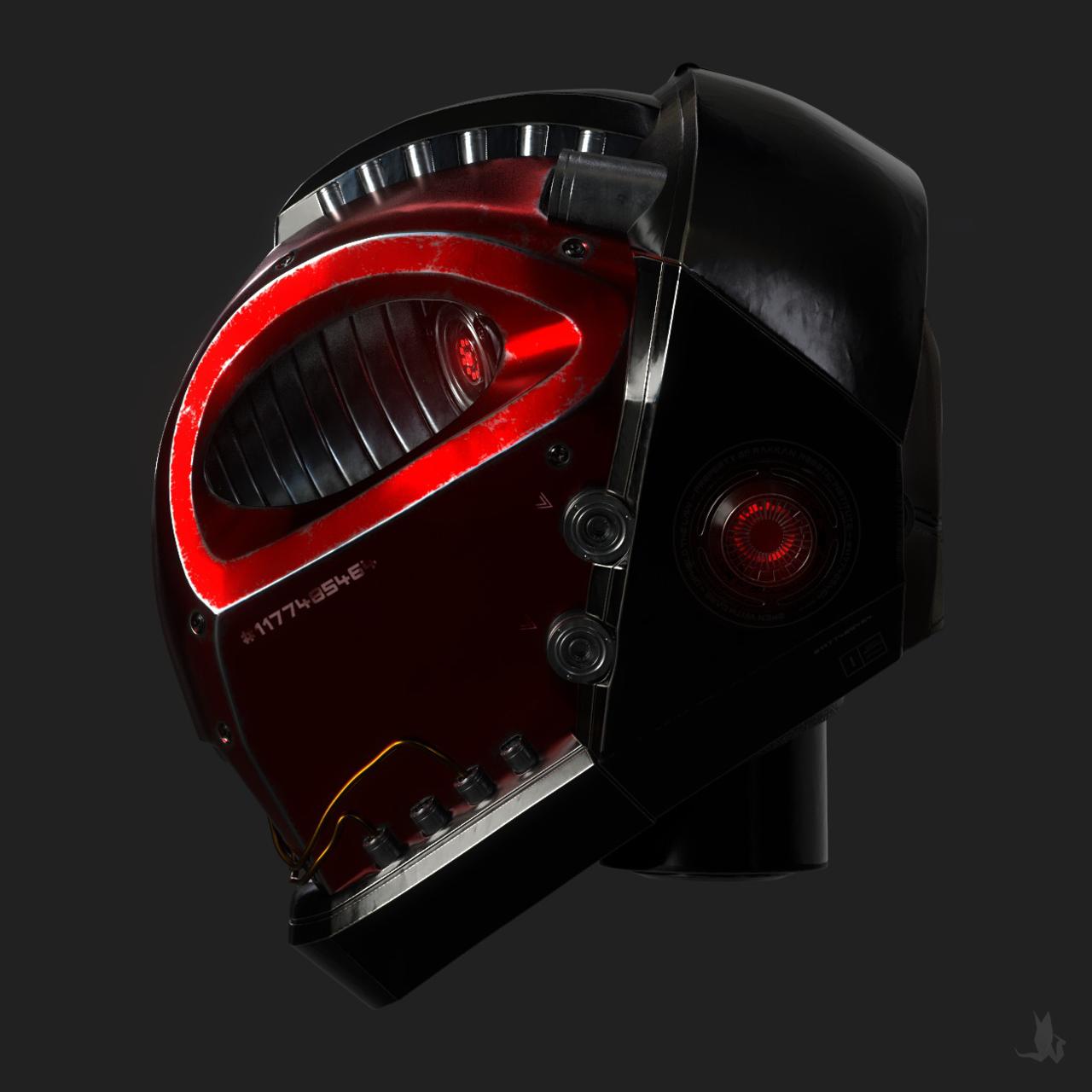 Droid Head