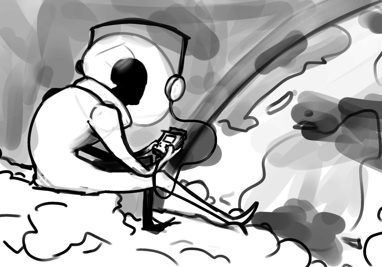 Space gamer