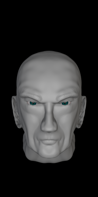 Test Sculpt Revised
