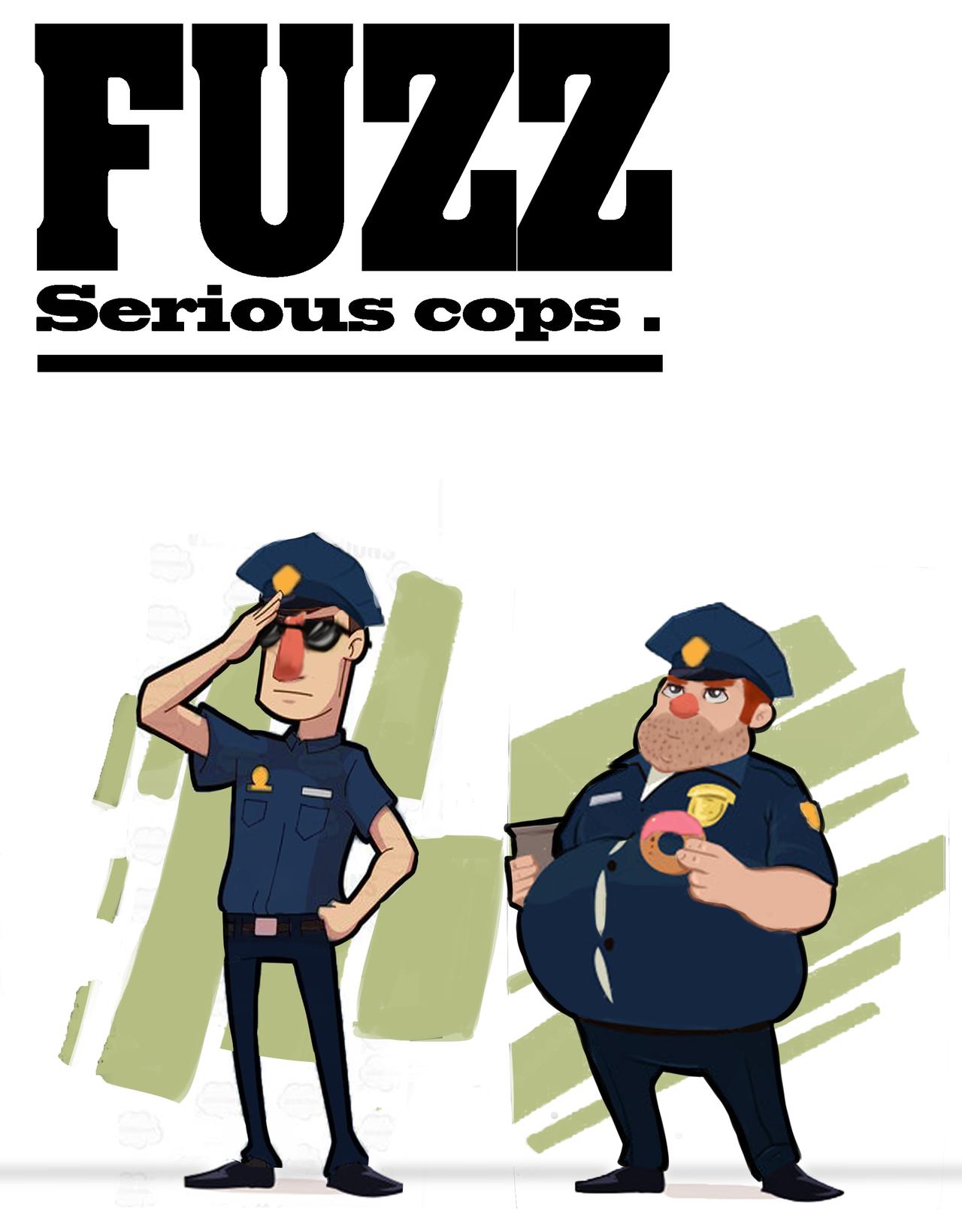 Fuzz - Concept art