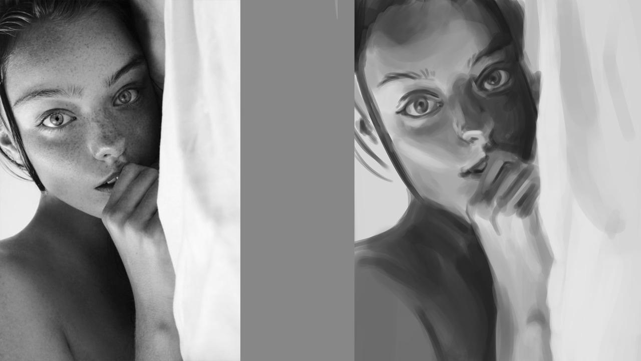 Week02 - Painting Exercises