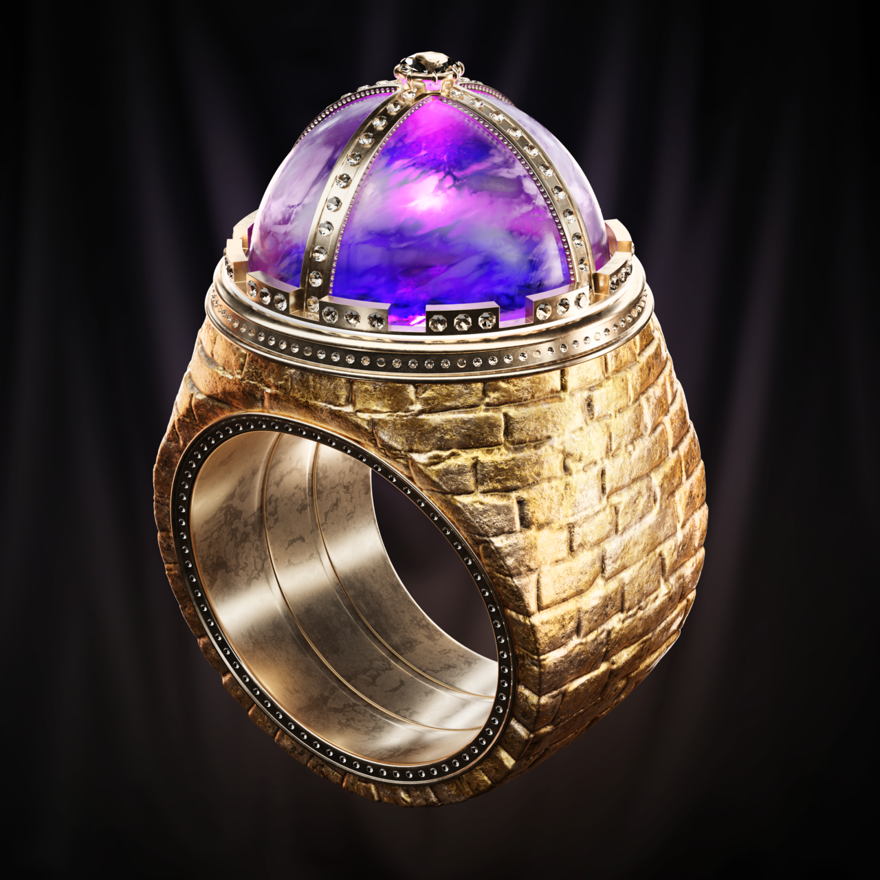 DnD Ring Design