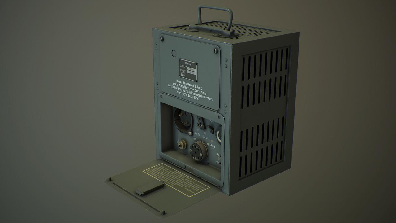 WWII Radio_NA6a