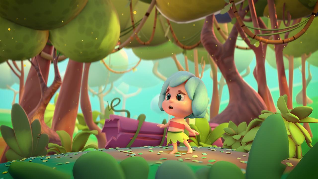 Eevee animated short