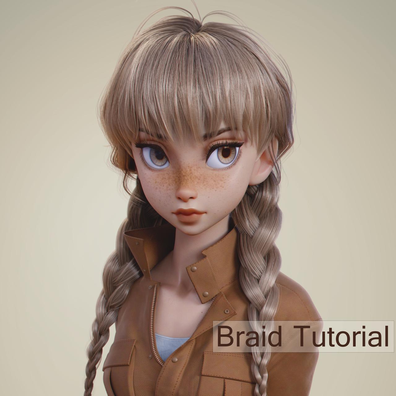 Puma (+braid tutorial)