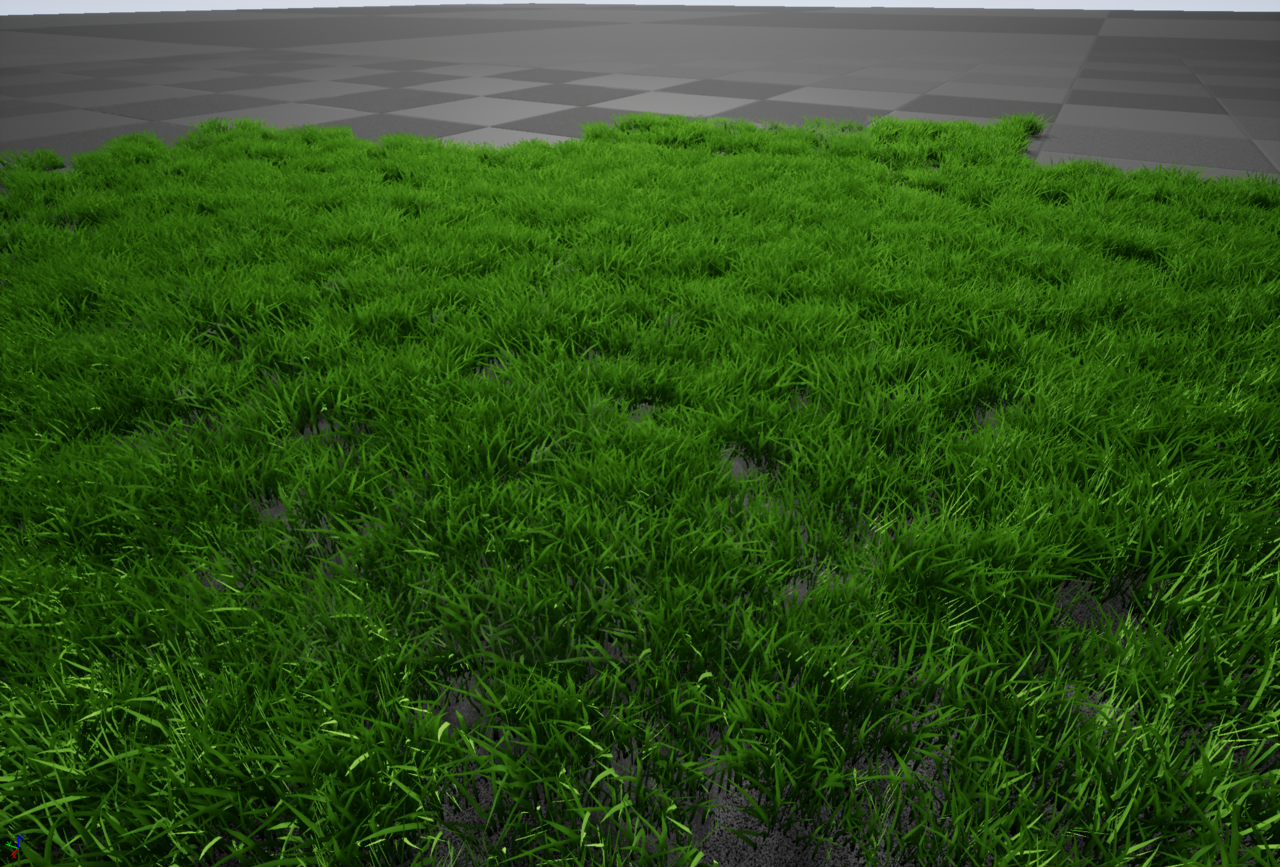 LowPoly Detail Grass