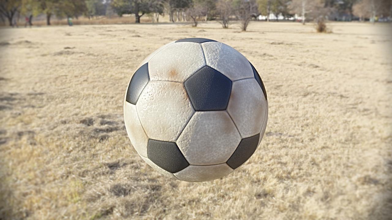 Soccer Ball Textured
