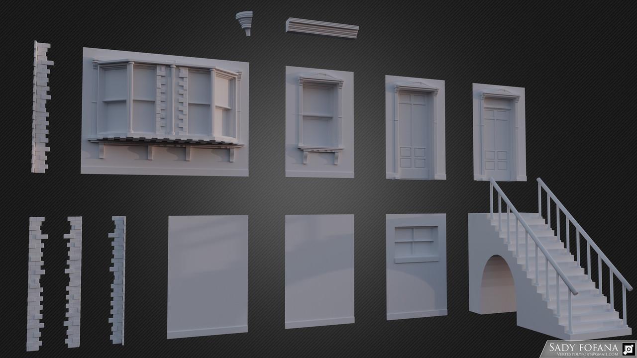 Ivy Building concept
