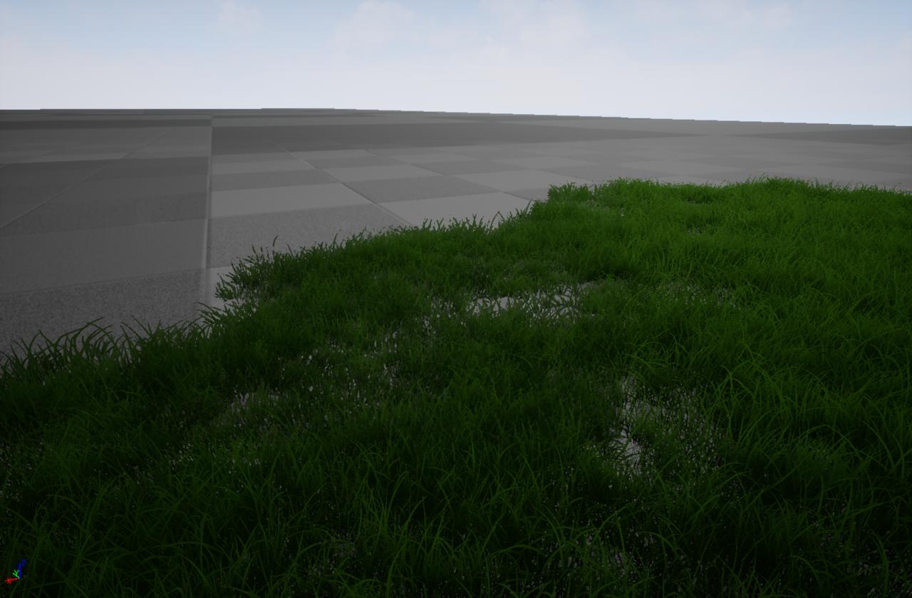 Best realistic super light Grass