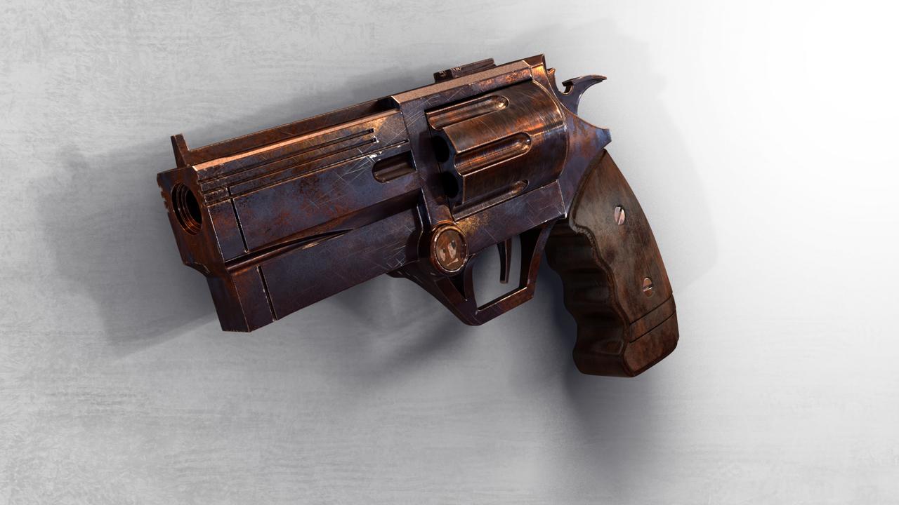 Revolver - Texture