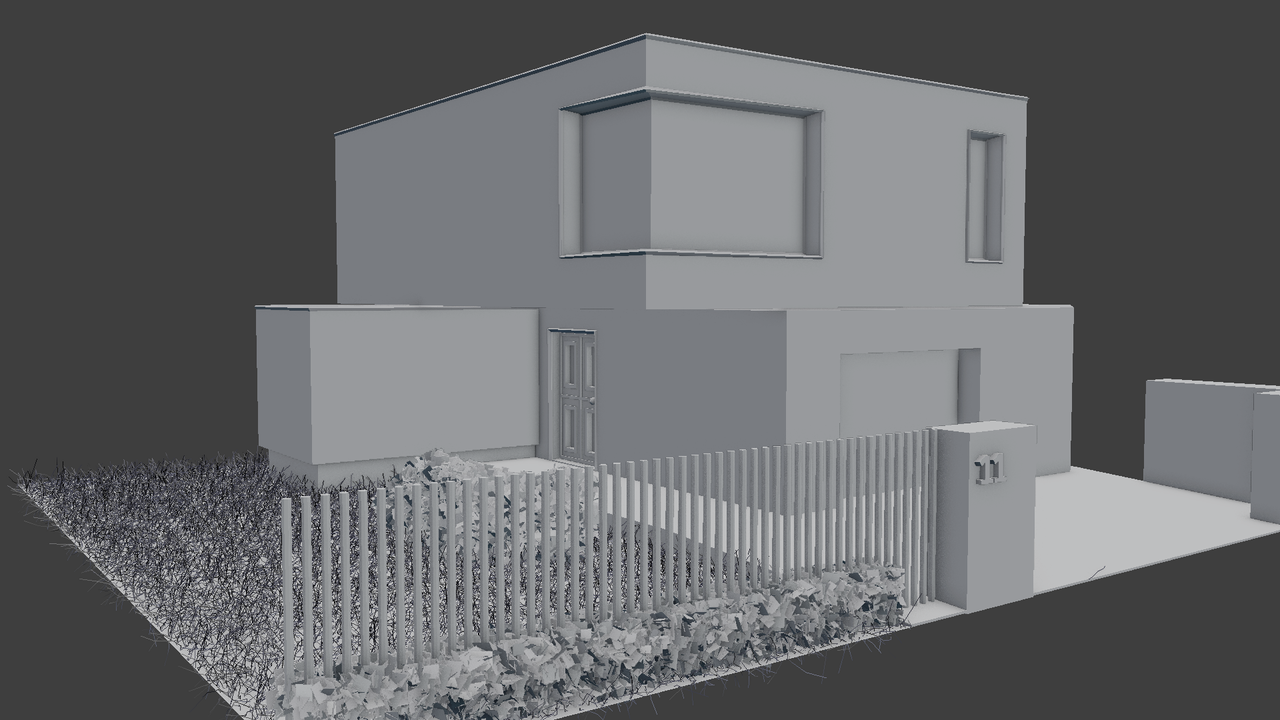 House Speed-Modeling