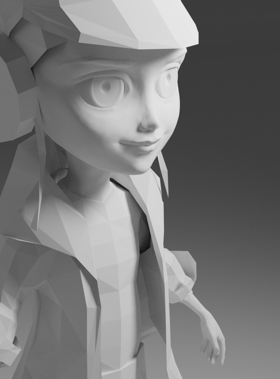 Character Modelling Course