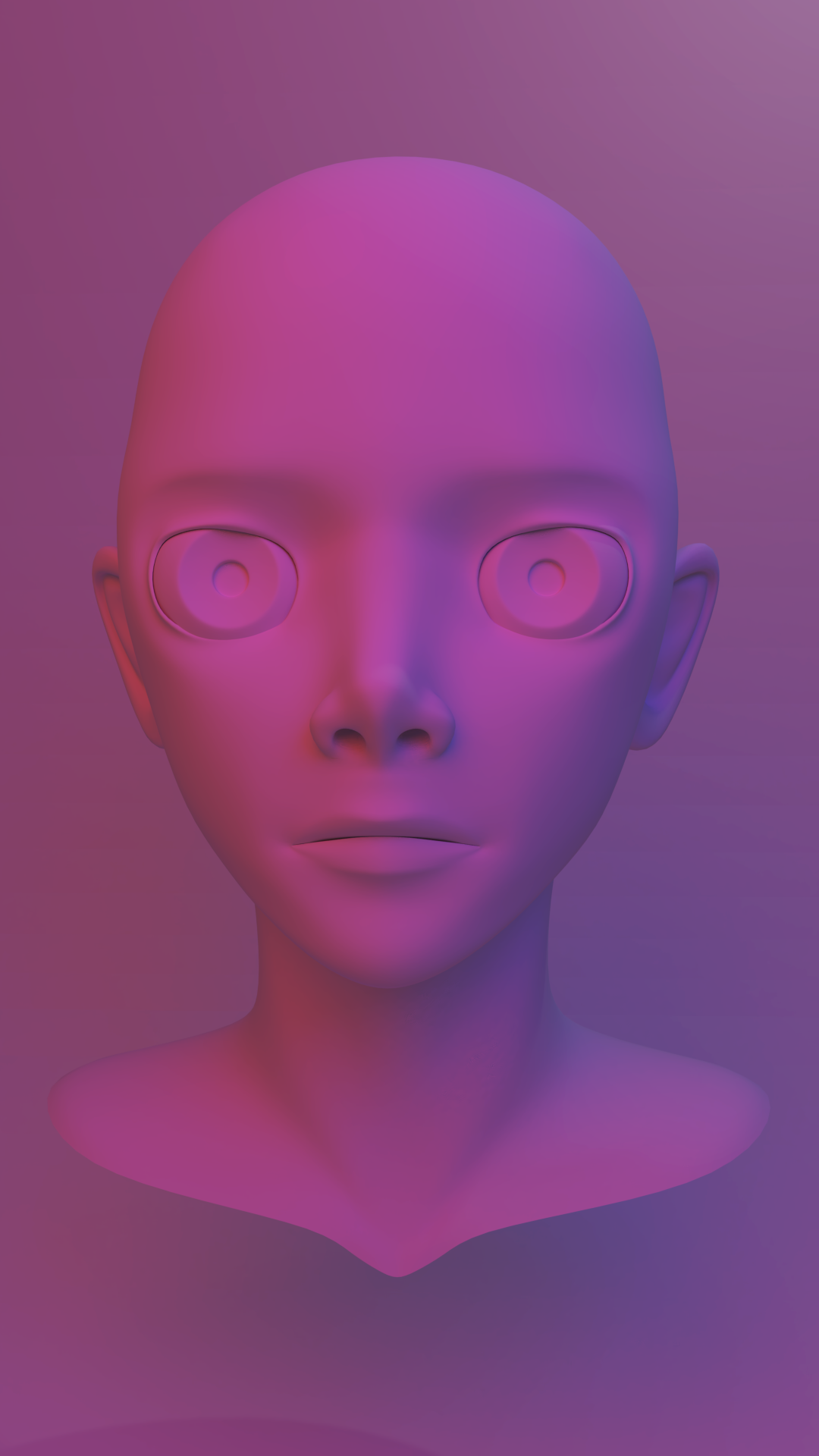 Face - Mesh Modeling Bootcamp