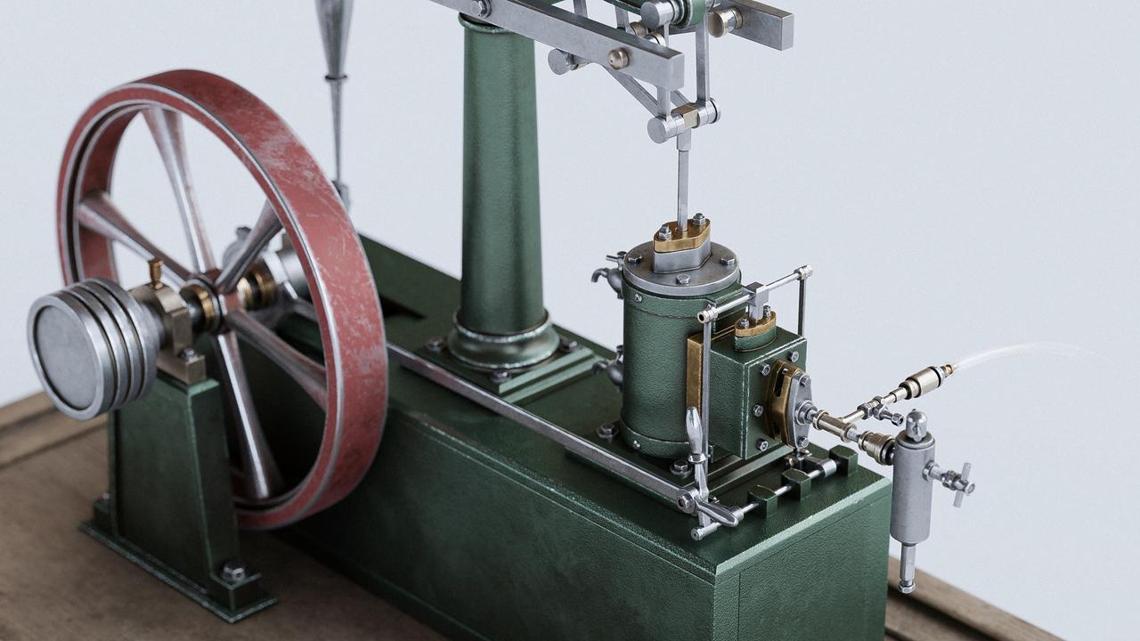 Beam engine