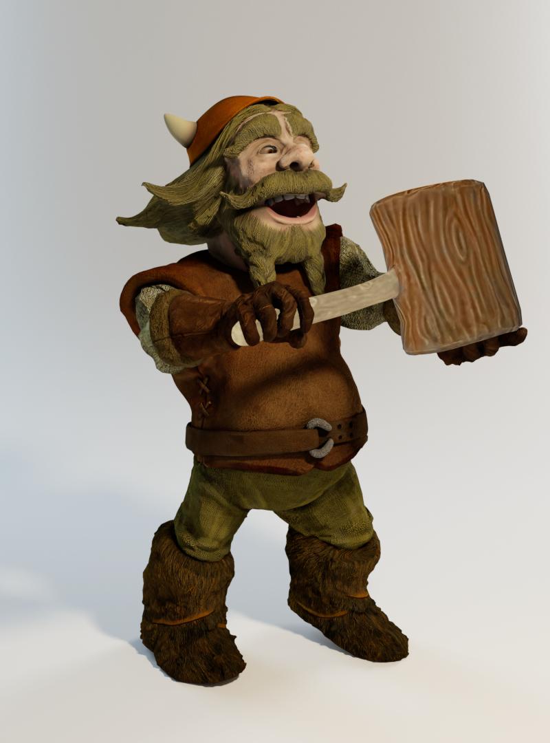 Ulbricht Vunter the Viking