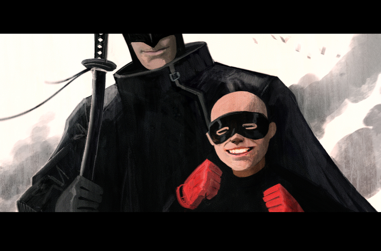 - Batman Japan-