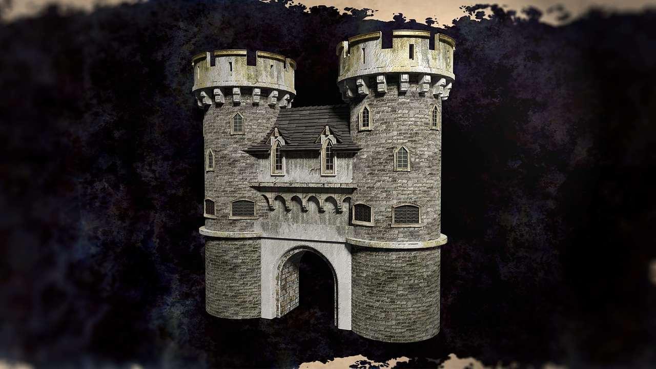 Old Medieval Castle