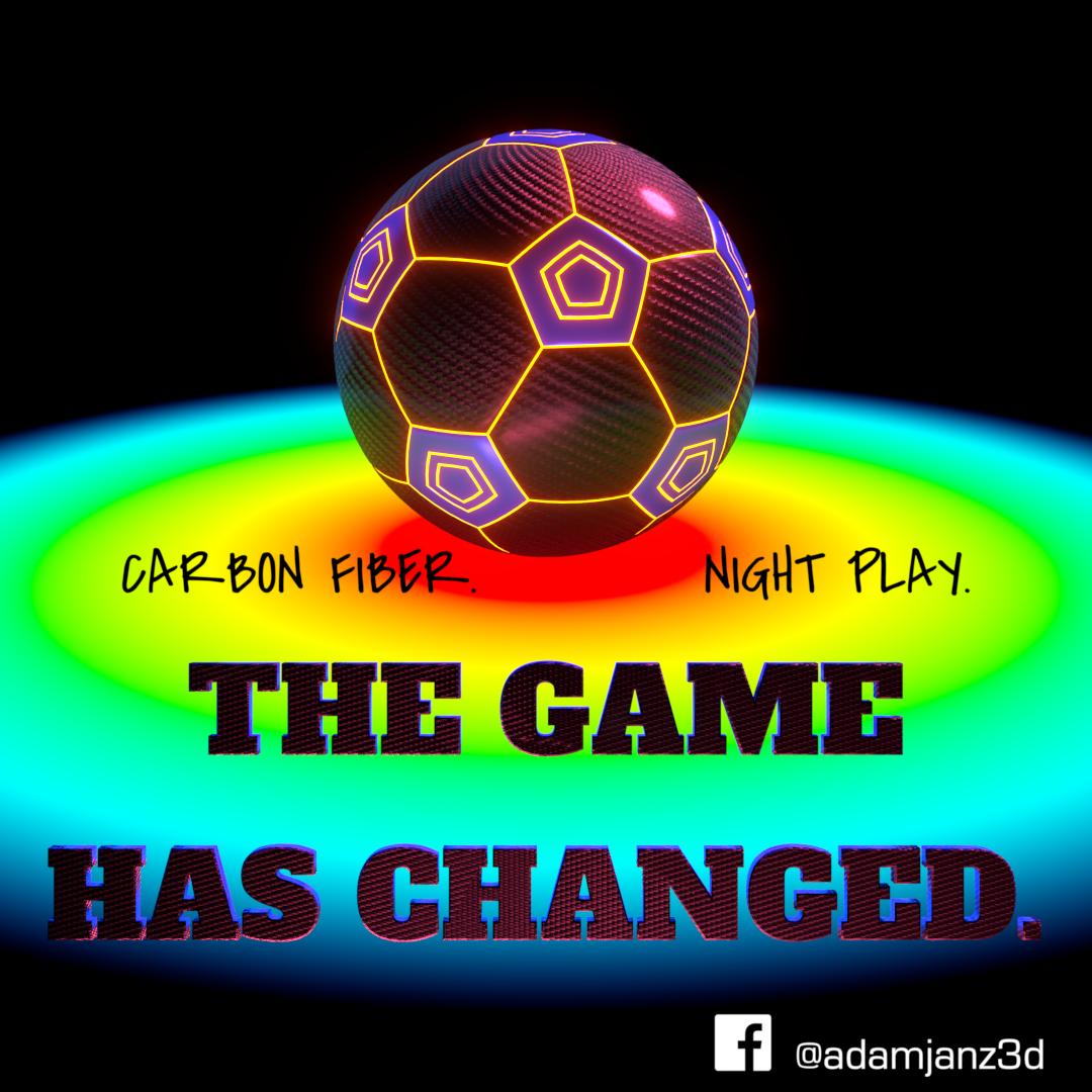 Light-up Soccer Ball / Football