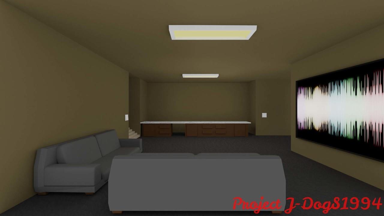 downstairs interior design
