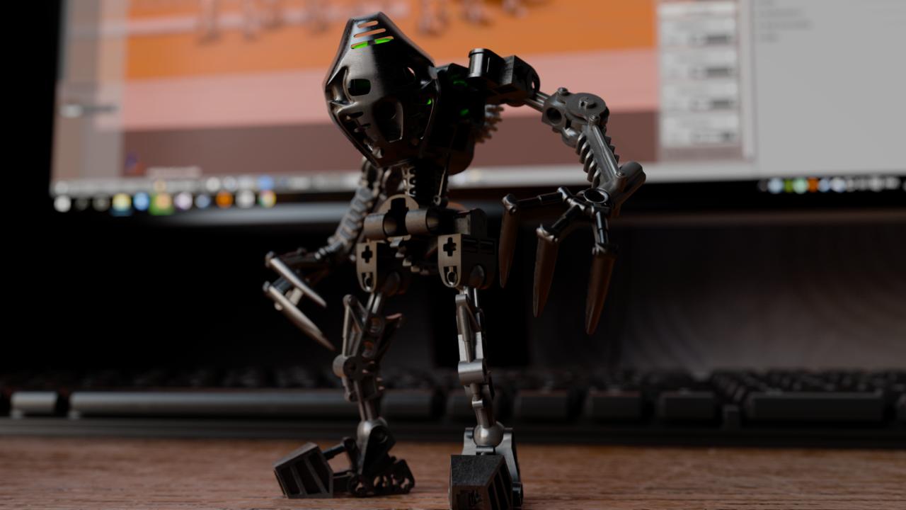 LEGO Bionicle 2001