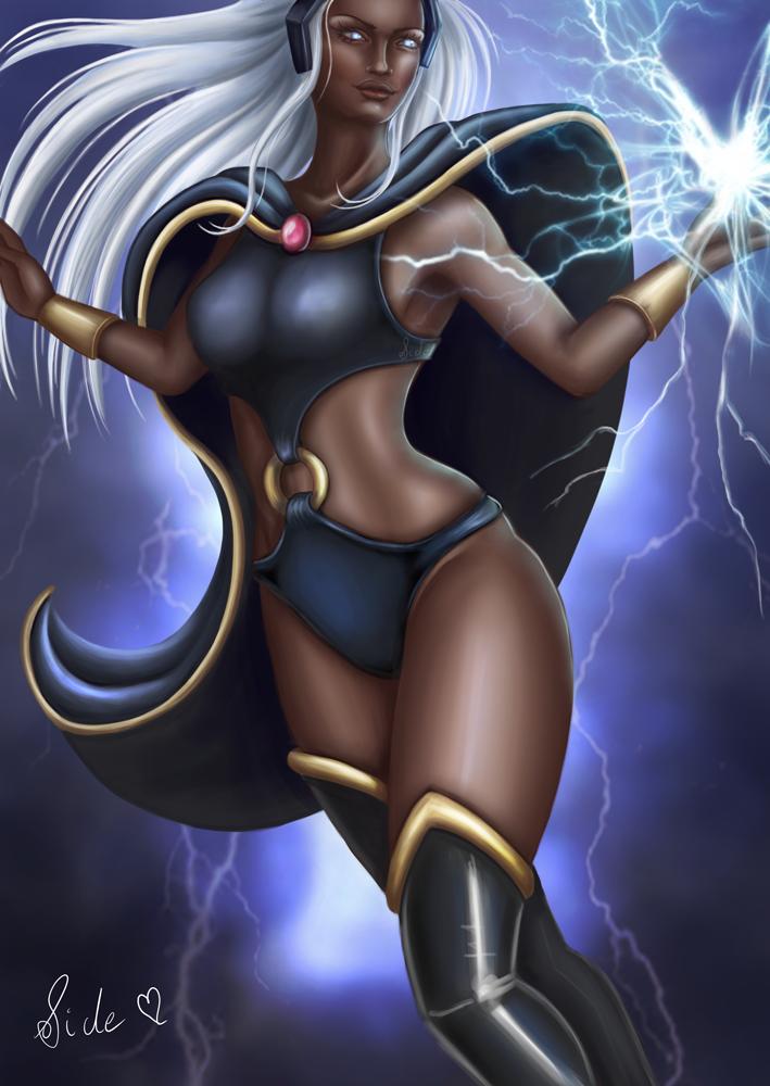 Storm- X-Men