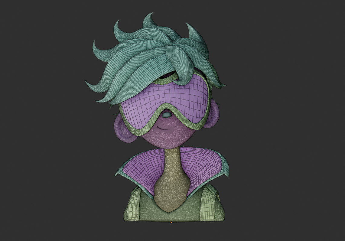 Stylized Tracer from Overwatch