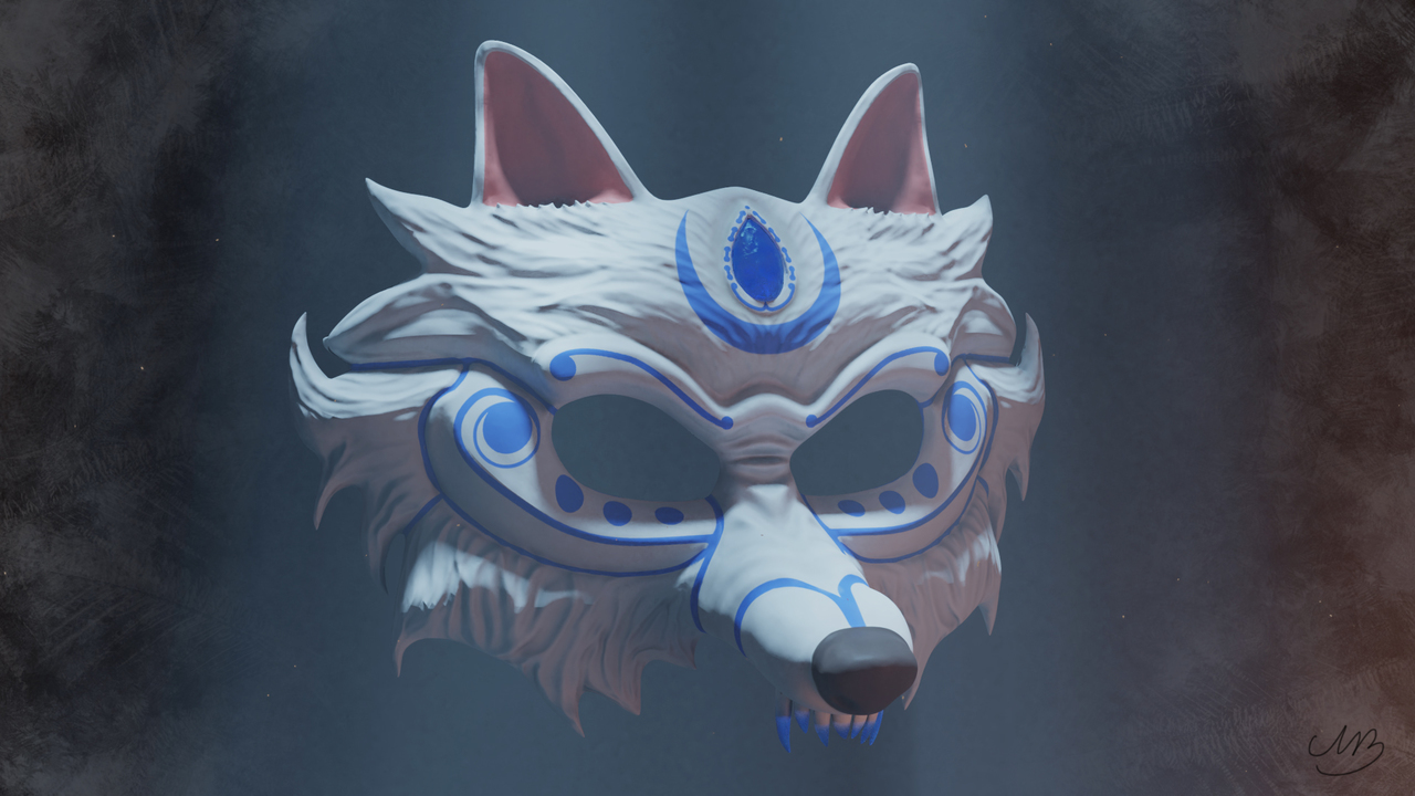 Mask of Blizzard