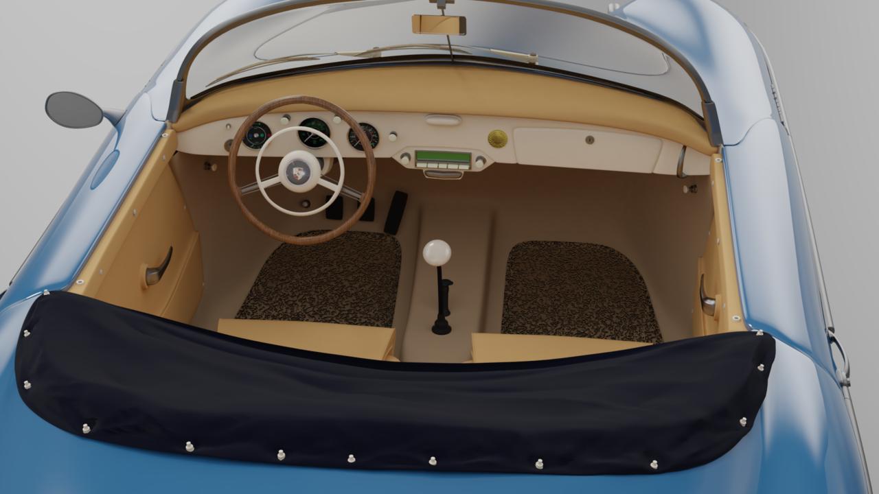 Porsche Speedster '58