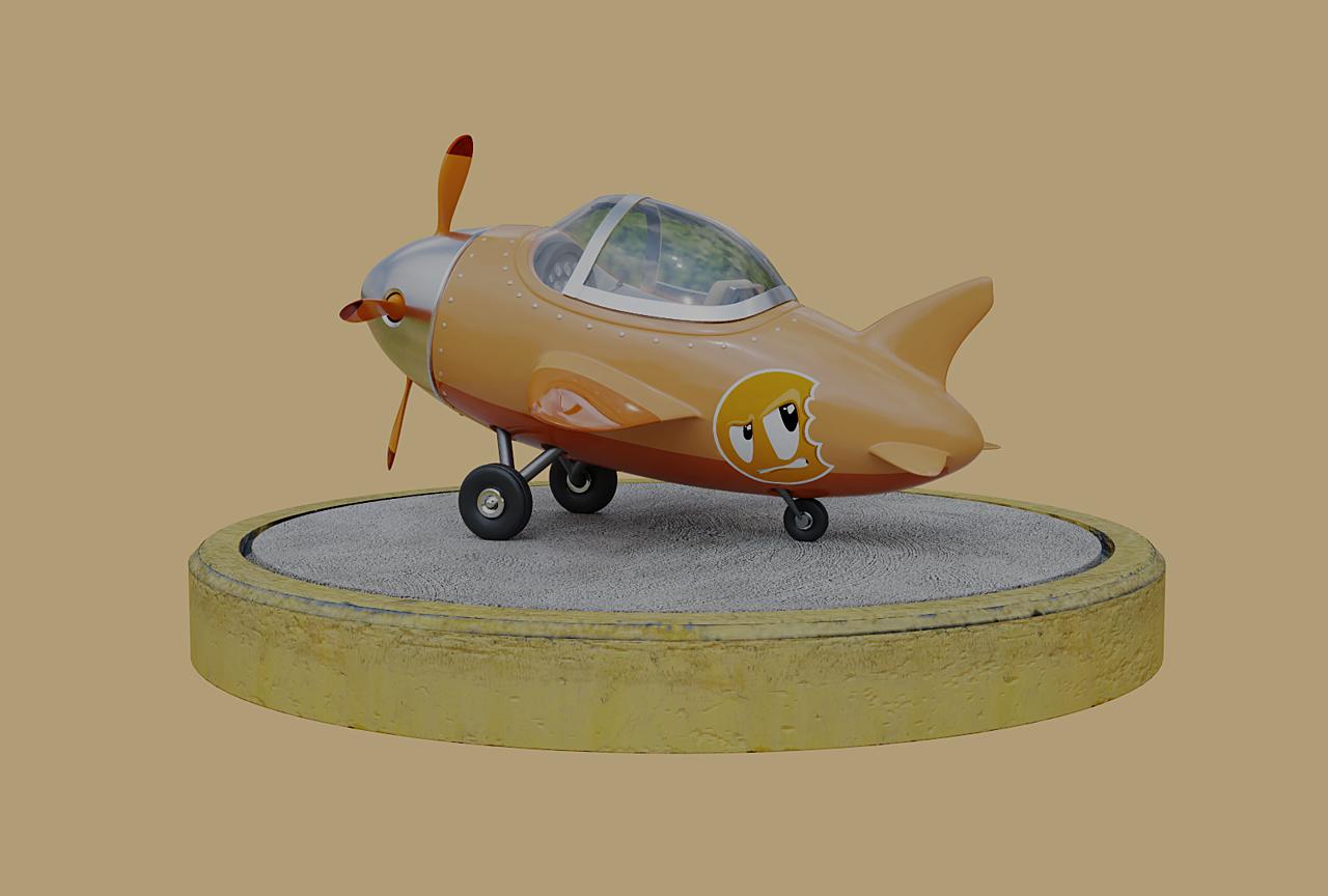 CGCookie plane