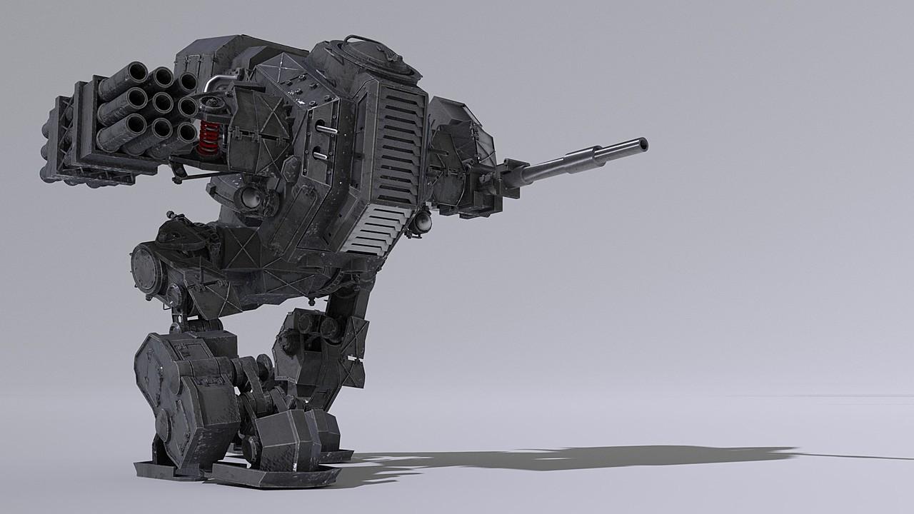 Sherman III Mech