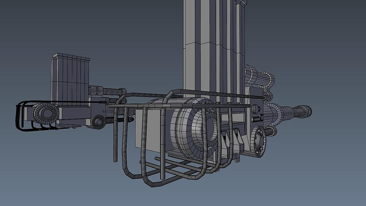 Daimler X Mech Design