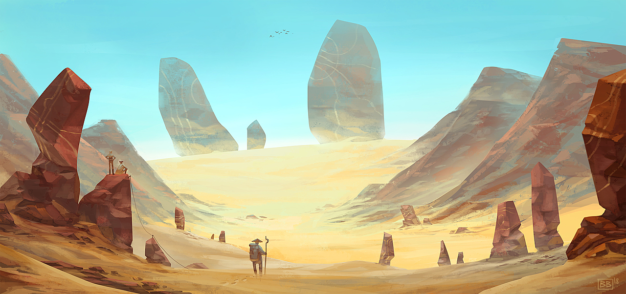 Desert Beyond