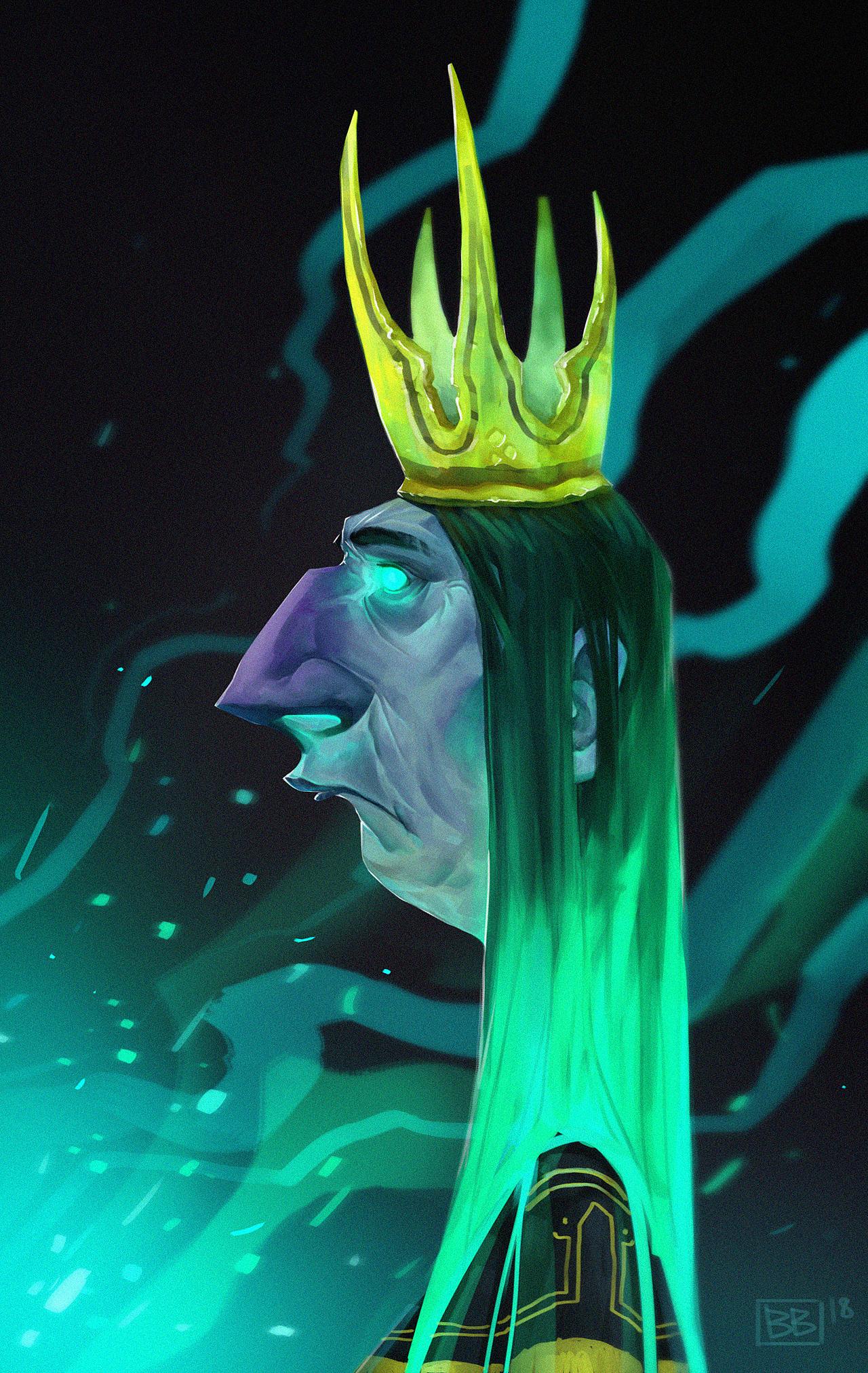 Dead Queen