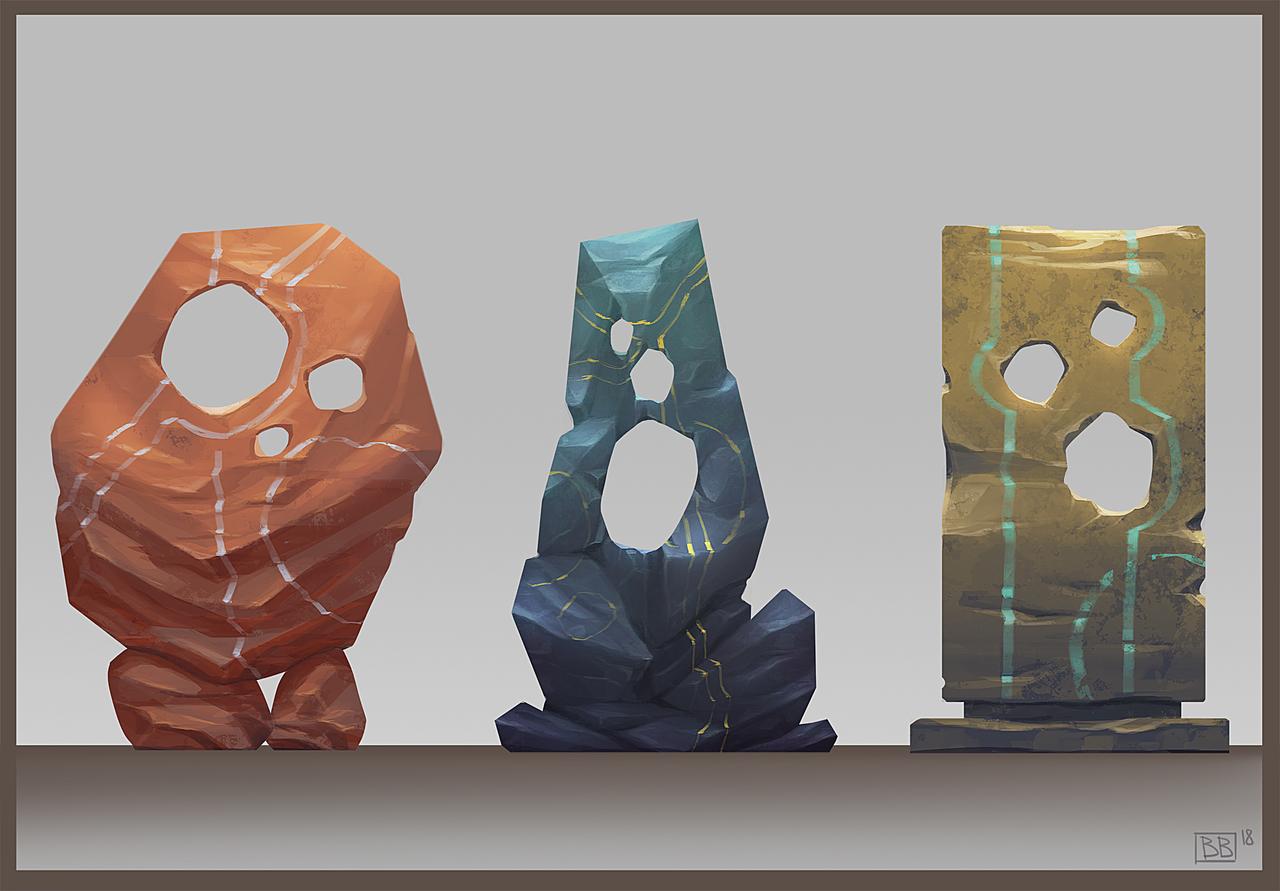 Rune Stone Concepts