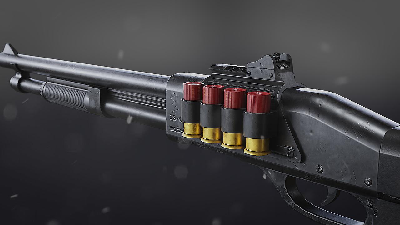 RM 870 Shotgun