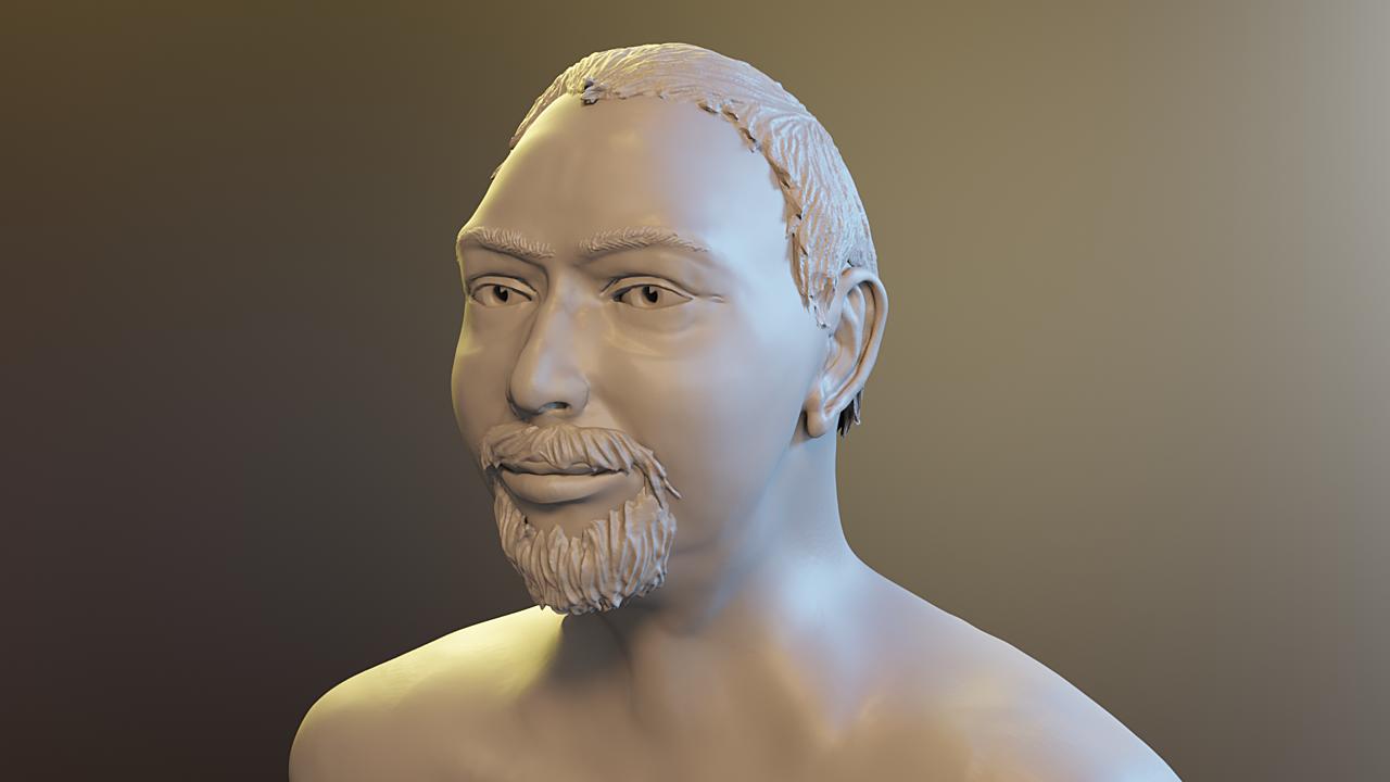 BC1808 - Head Sculpt
