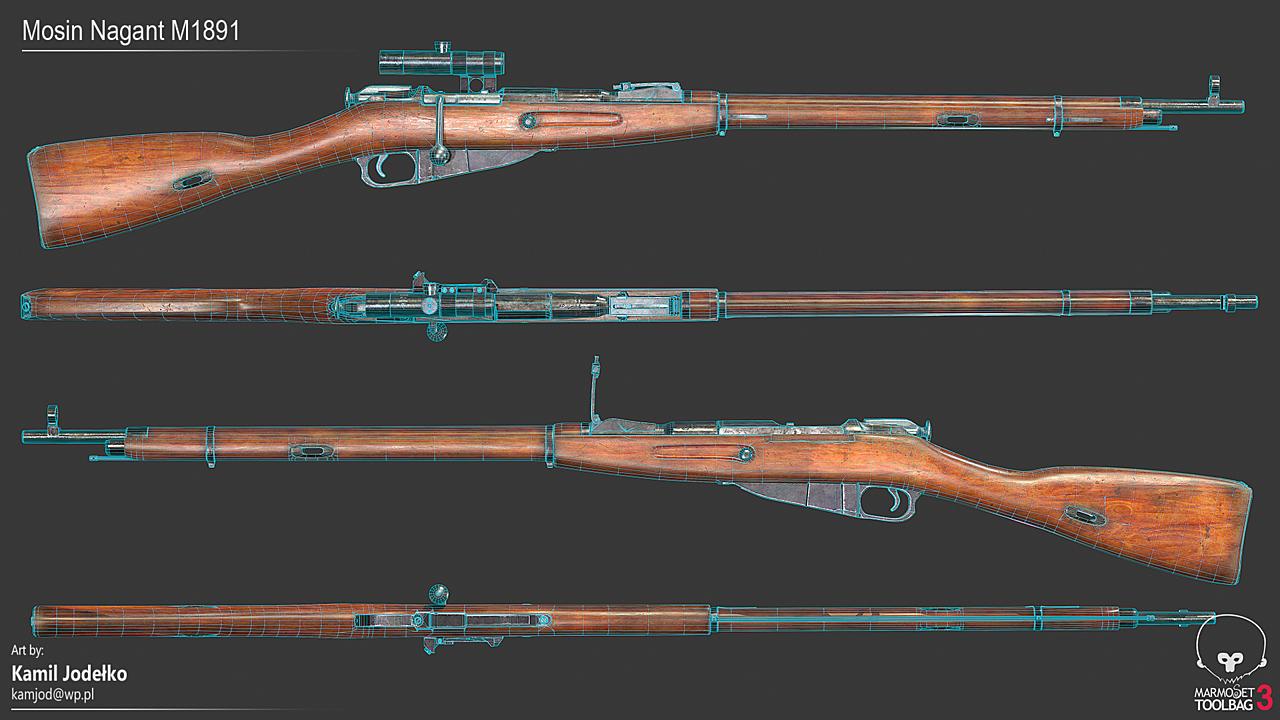 Mosin Nagant M1891