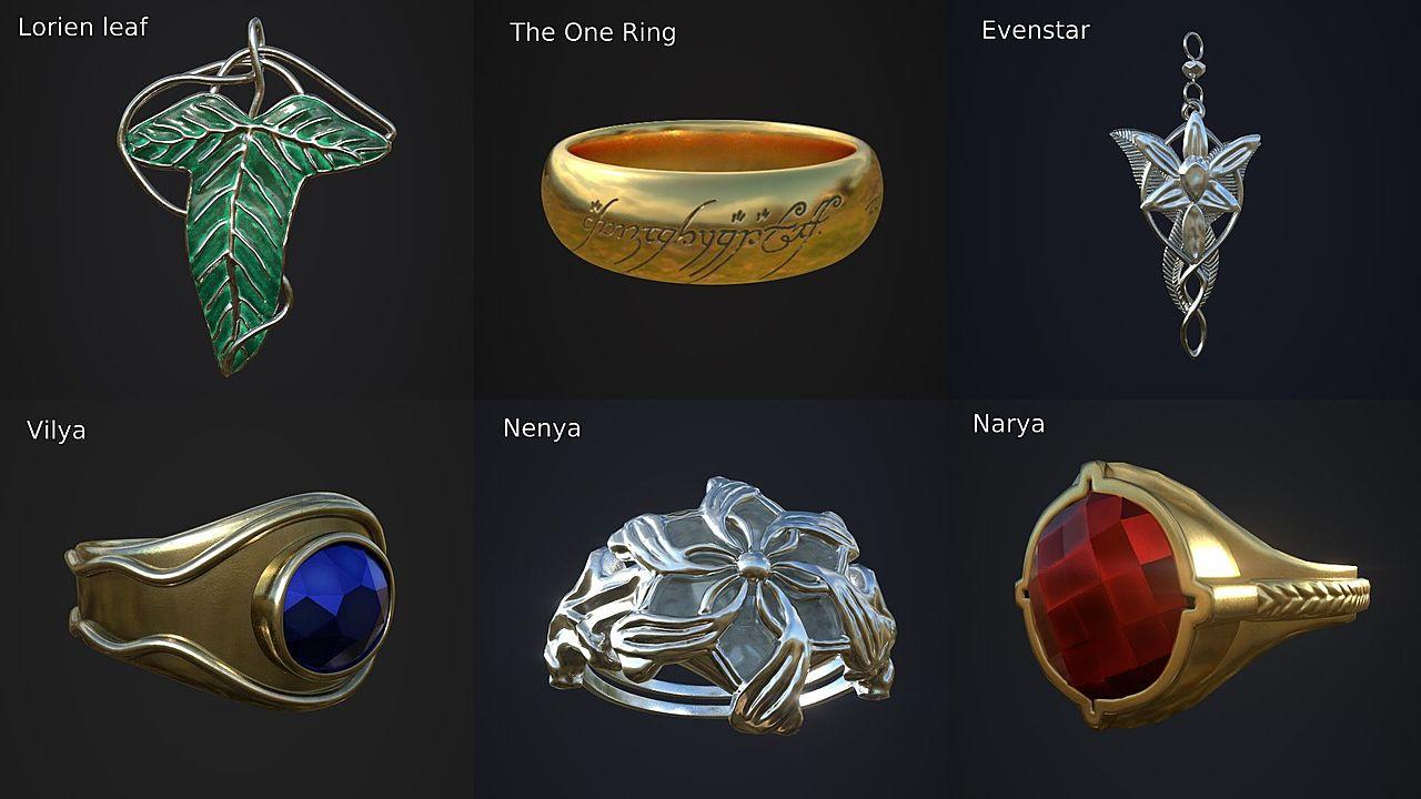 Cosplayer's jewellery box