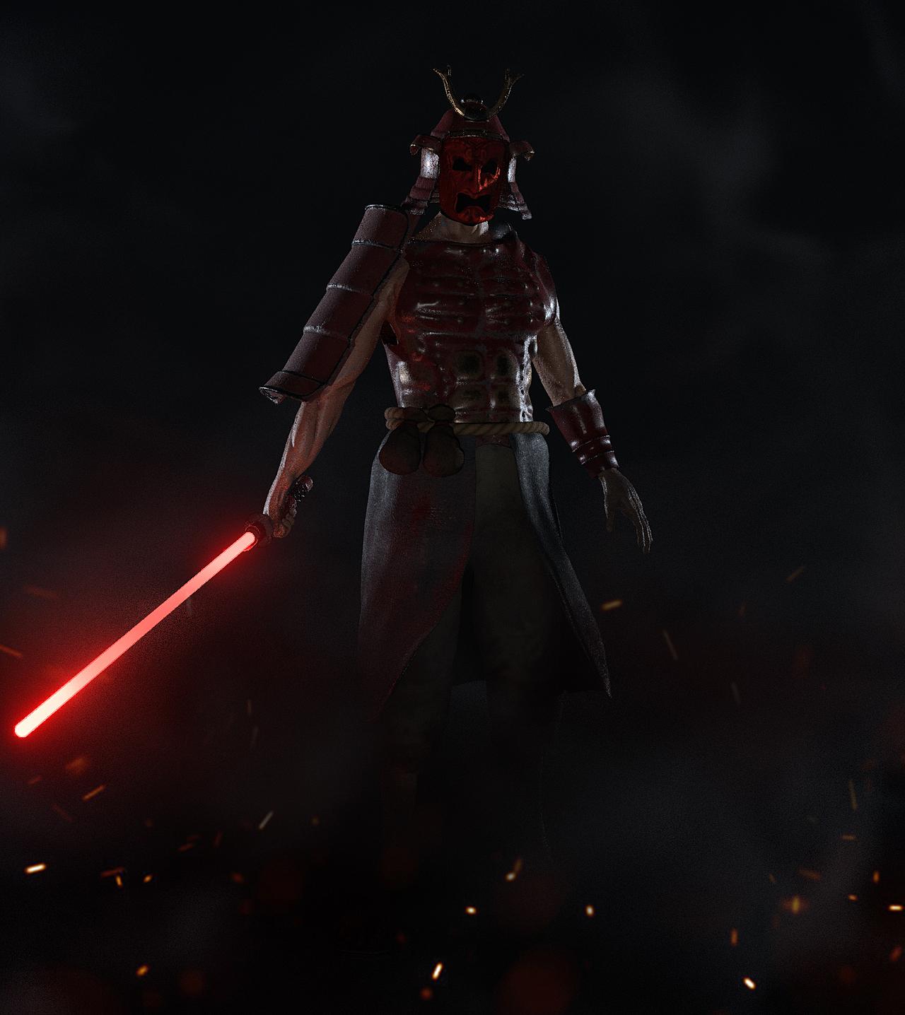Jedi Samurai