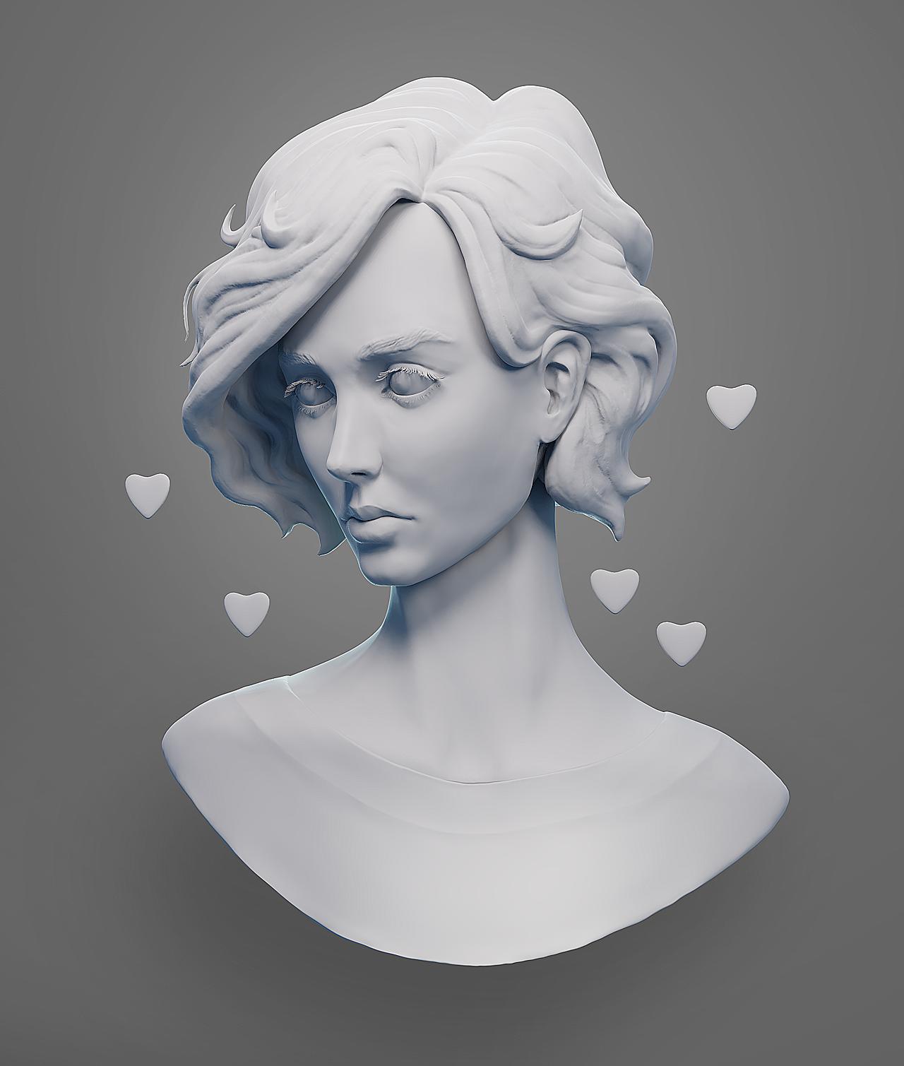 Evie Sculpt