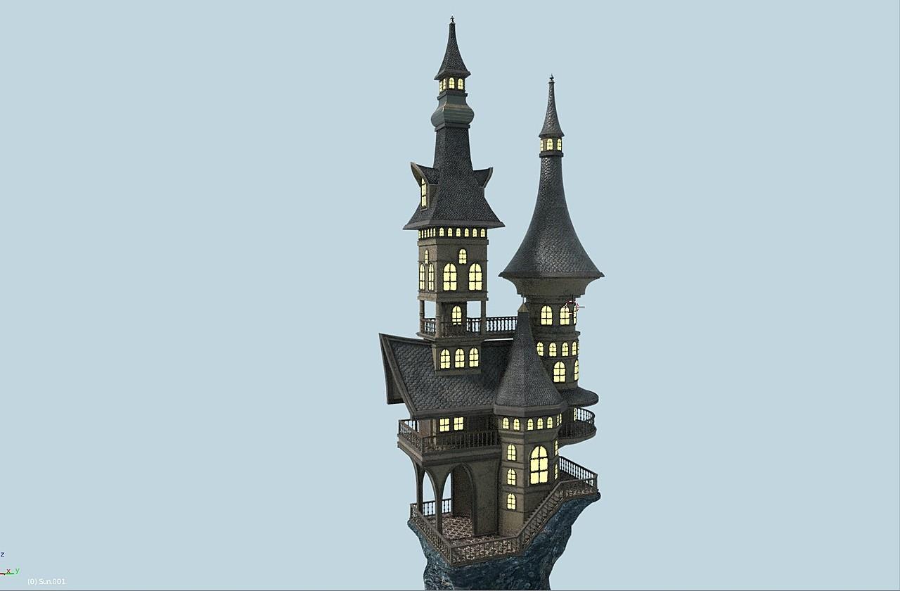 Stylized House - Final