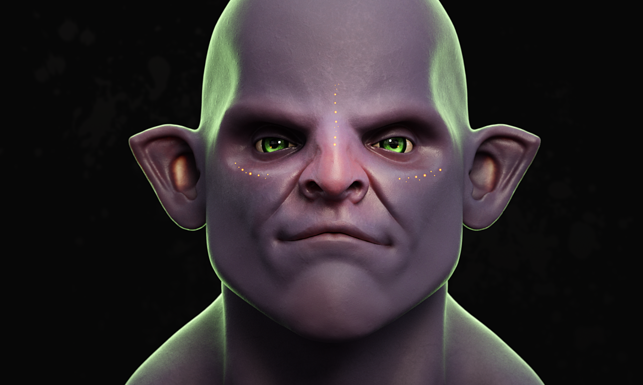 Purple Goblin