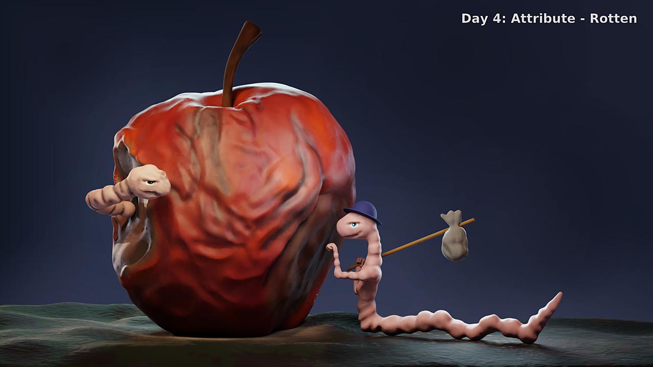 SculptJanuary19: Day 1-6