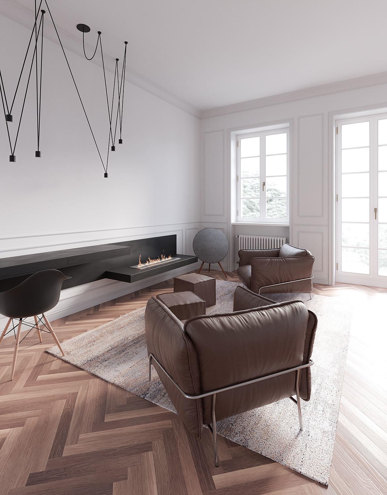 Set Interior Renovation